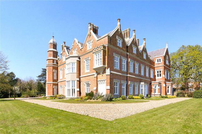 1 bed property for sale in Hamels Mansion, Hamels Park, Buntingford, Hertfordshire SG9
