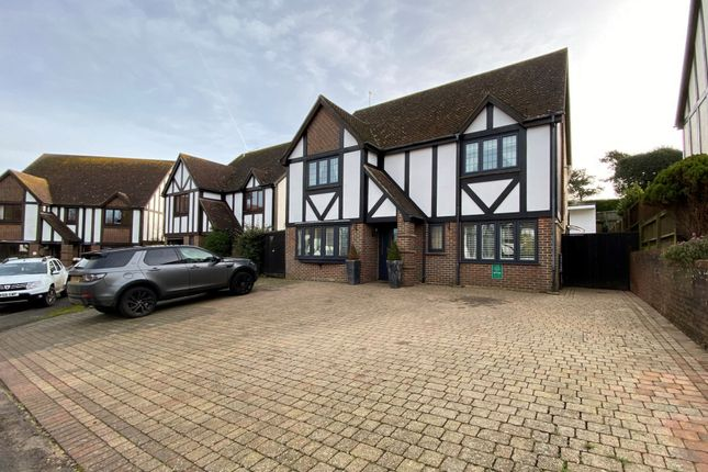 Thumbnail Detached house for sale in Clim Down, Deal