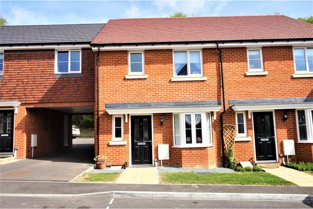 Thumbnail End terrace house for sale in Hazelbourne Avenue, Borough Green, Sevenoaks