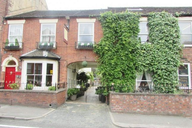 Thumbnail Hotel/guest house for sale in 40-42 King Street, Newcastle-Under-Lyme