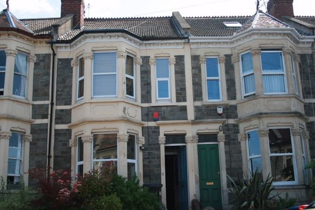 Thumbnail Terraced house to rent in Somerset Road, Knowle, Bristol