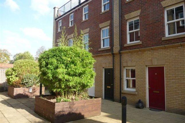 Thumbnail Flat to rent in Sheep Street, Northampton
