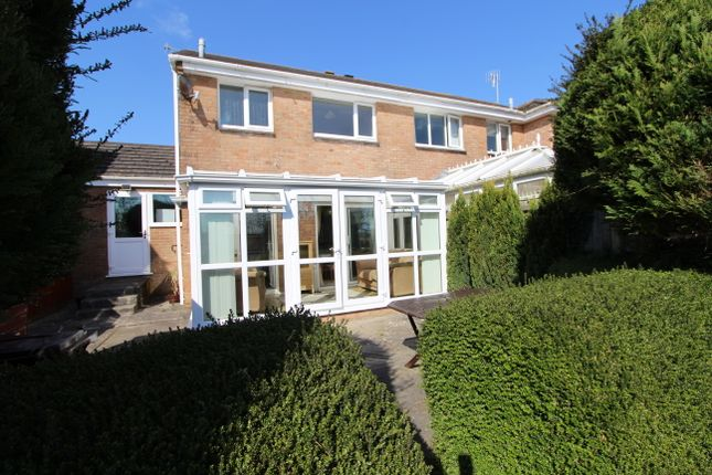 Thumbnail Semi-detached house for sale in Langdon Down Way, Torpoint, Cornwall