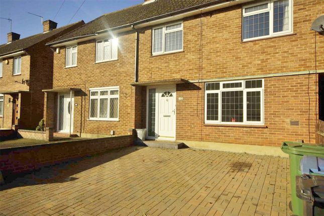 Thumbnail Terraced house to rent in Newhouse Crescent, Watford, Hertfordshire