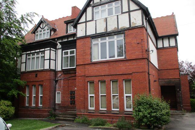 Thumbnail Flat to rent in Bidston Road, Oxton