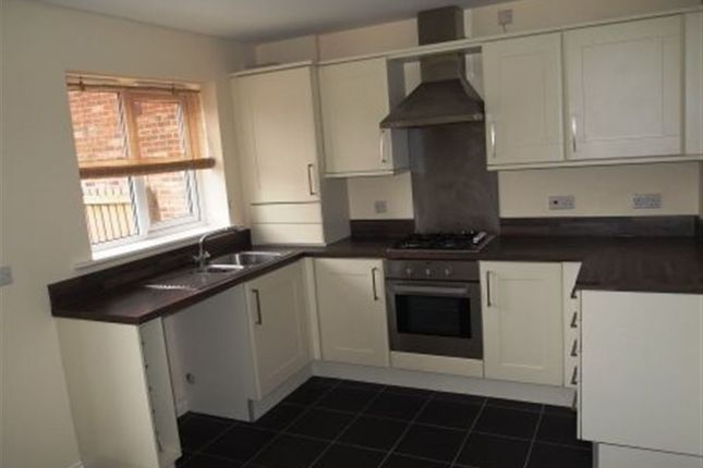 Thumbnail Semi-detached house to rent in Meadow Court, Tow Law, Bishop Auckland