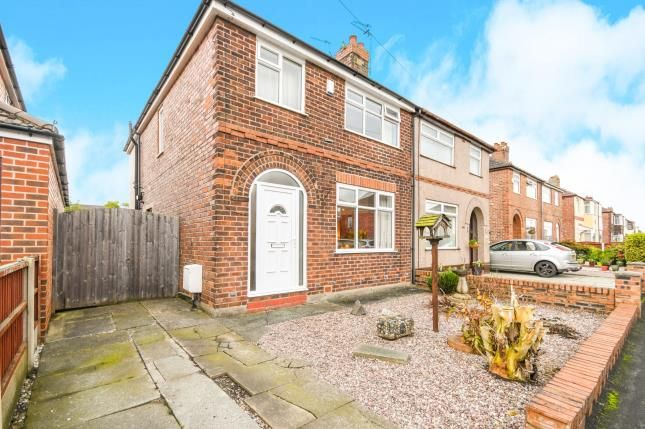 Thumbnail Semi-detached house for sale in Coniston Avenue, Penketh, Warrington, Cheshire