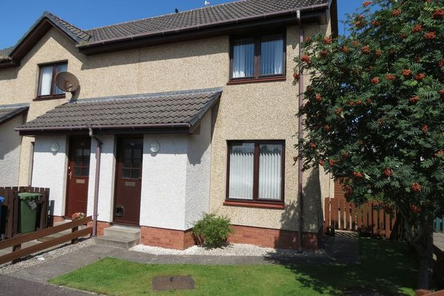 Thumbnail Terraced house for sale in Alltan Place, Culloden, Inverness