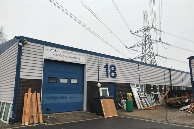 Thumbnail Warehouse to let in 18 Mitchell Close, Fareham, Hampshire