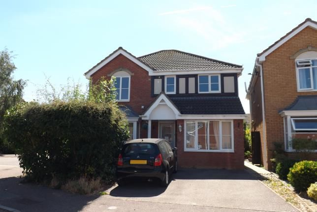 Thumbnail Detached house for sale in Brambling Close, Sandy, Bedfordshire