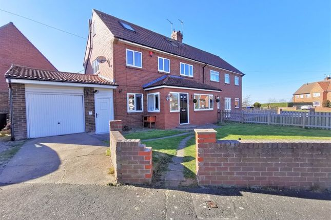 3 bed semi-detached house for sale in Elmwood Drive, Ponteland, Newcastle Upon Tyne NE20