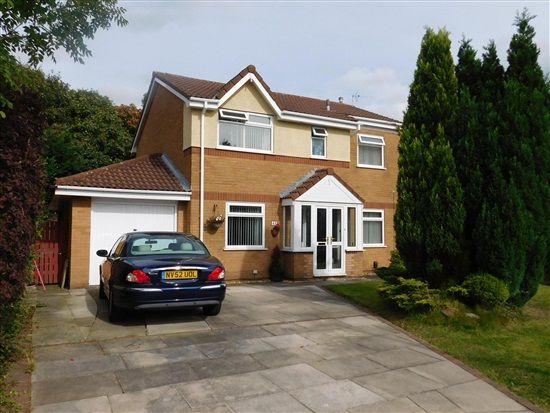 Thumbnail Property to rent in Cherry Wood, Penwortham, Preston