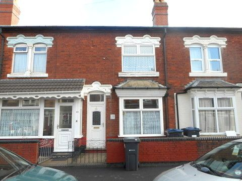 Terraced house for sale in Tewkesbury Road, Perry Barr