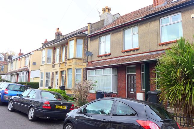 Thumbnail Terraced house to rent in Highbury Road, Horfield, Bristol
