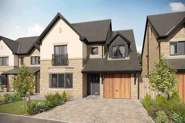 Thumbnail Detached house for sale in The Lytham, Wyre Grange Lodge Lane, Singleton, Poulton-Le-Fylde