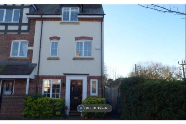 Thumbnail End terrace house to rent in Arderne Place, Alderley Edge