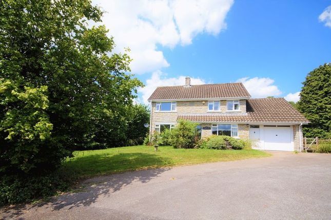 Thumbnail Detached house to rent in Frome Road, Wells
