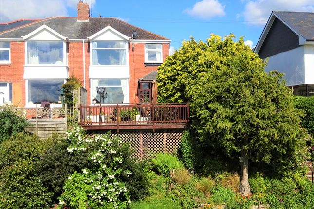 Thumbnail Semi-detached house for sale in Birchy Barton Hill, Exeter