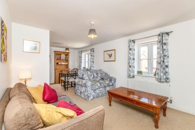 Lounge of Cygnus Way, Brackley, Northamptonshire NN13