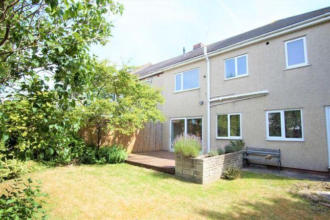 Thumbnail End terrace house to rent in Wallscourt Road South, Filton, Bristol