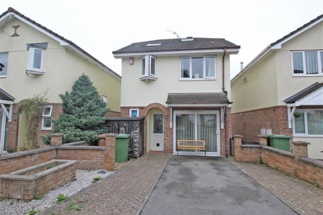Thumbnail Detached house for sale in Hawthorn Way, Higher Compton, Plymouth