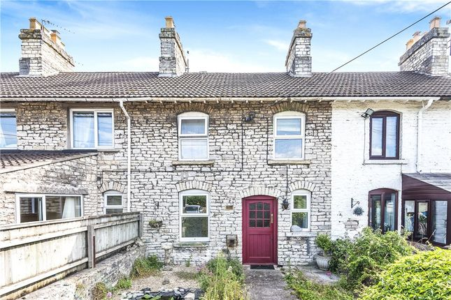 Thumbnail Terraced house for sale in Springfield Buildings, Old Mills, Paulton