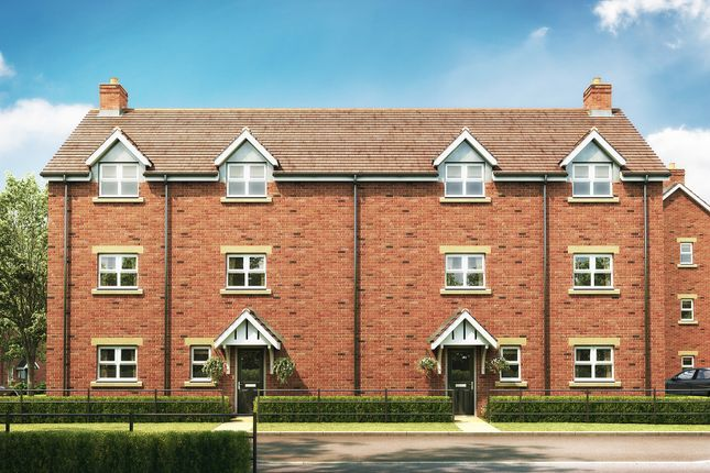 """Thumbnail Flat for sale in """"2 Bedroom Apartment"""" at Arkell Way, Birmingham"""