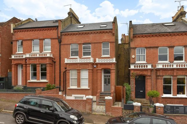 Thumbnail Semi-detached house for sale in Womersley Road, Crouch End, London
