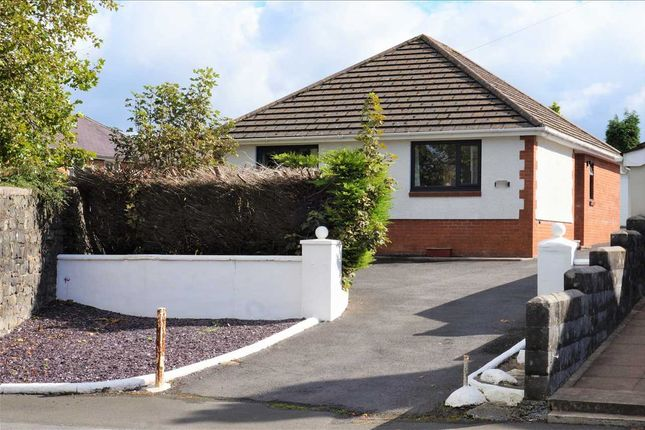 Thumbnail Detached bungalow for sale in Cross Hands Road, Gorslas, Llanelli