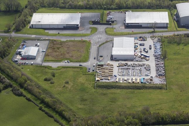 Thumbnail Land for sale in Plot C8, Bryn Cefni Industrial Park, Llangefni, Anglesey