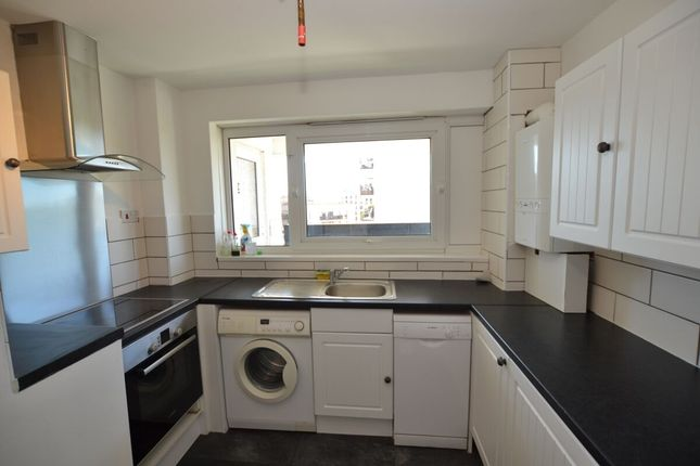 Thumbnail Flat to rent in Webber Street, London