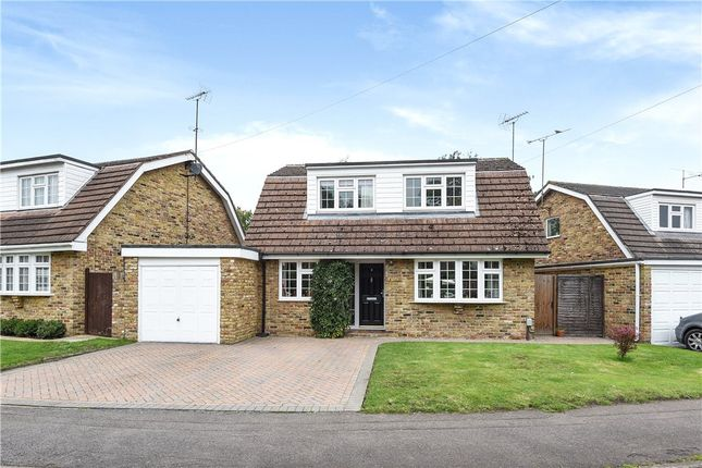 Thumbnail Detached house for sale in Grovelands Avenue, Winnersh, Wokingham