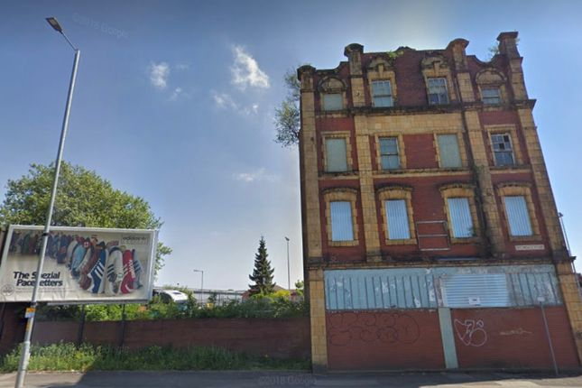 Thumbnail Warehouse for sale in Rochdale Road, Manchester