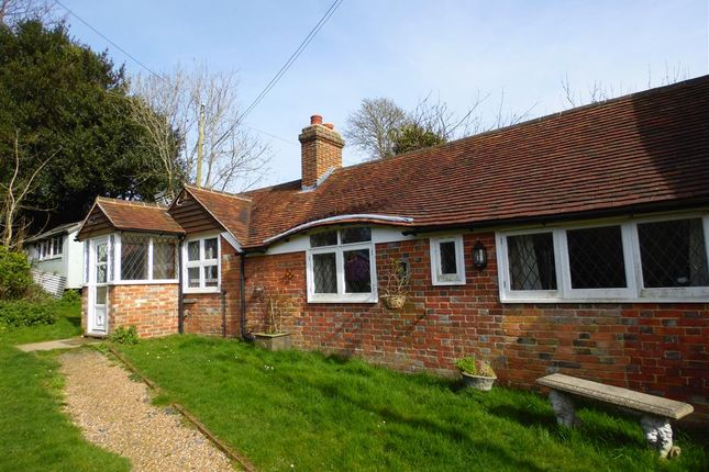 Thumbnail Detached bungalow for sale in Battle Road, Punnetts Town, Heathfield