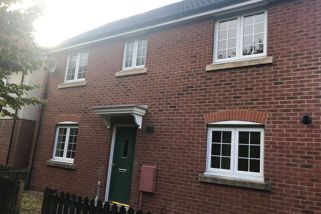 Thumbnail Detached house to rent in Woodland Walk, Cae Penderyn, Merthyr Tydfil