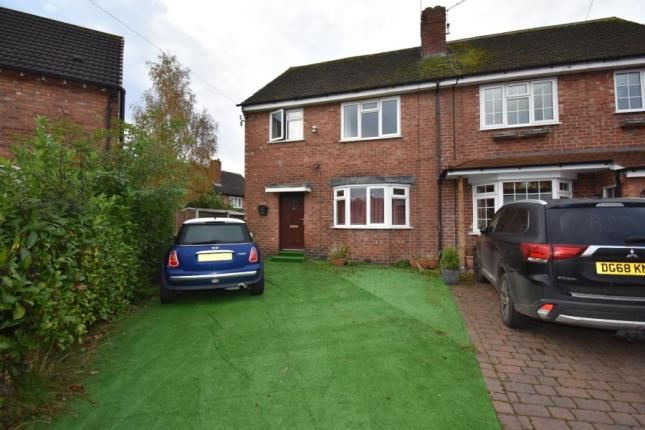Thumbnail Semi-detached house for sale in Westfield Drive, Knutsford, Cheshire