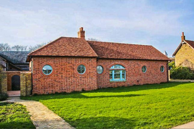 Thumbnail Barn conversion to rent in Sacombe Park, Sacombe, Ware