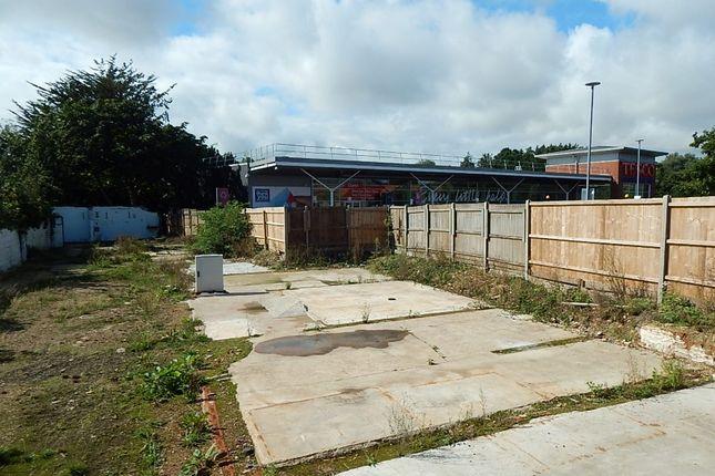 Land for sale in Forresters Yard, Oak Street, Fakenham, Norfolk NR21