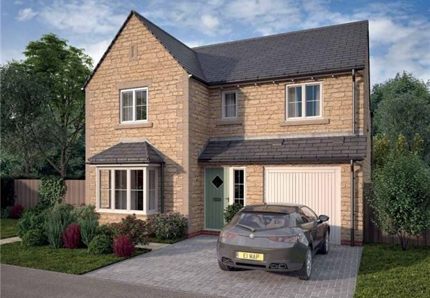 Thumbnail Detached house for sale in Plot 7 The Avon, Corsham Rise, Potley Lane, Corsham, Wiltshire