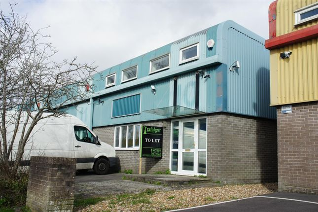 Thumbnail Office to let in Shamrock Enterprise Centre, Wingate Road, Gosport