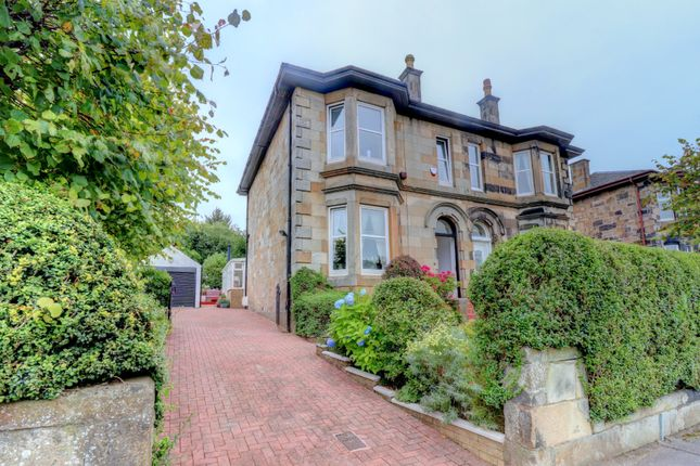Thumbnail Semi-detached house for sale in Drumbathie Road, Airdrie