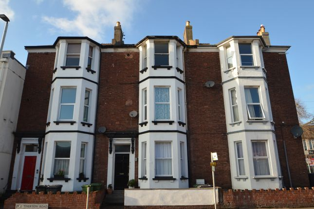 Thumbnail Flat to rent in Old Tiverton Road, Exeter