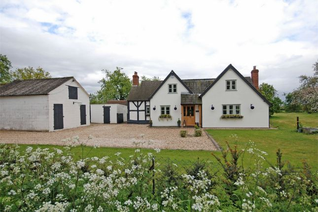 Thumbnail Detached house for sale in Pendock Road, Redmarley, Gloucester