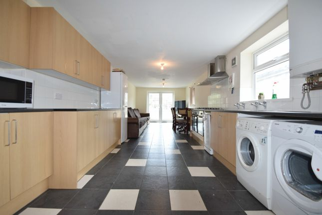 Thumbnail Terraced house to rent in Miskin Street, Cathays