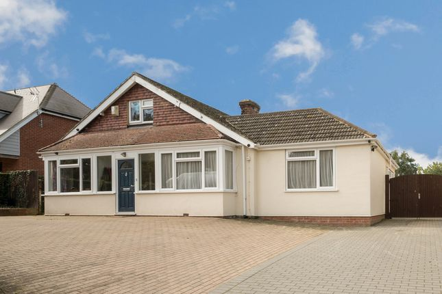 Thumbnail Detached bungalow for sale in Barrow Hill, Sellindge, Ashford