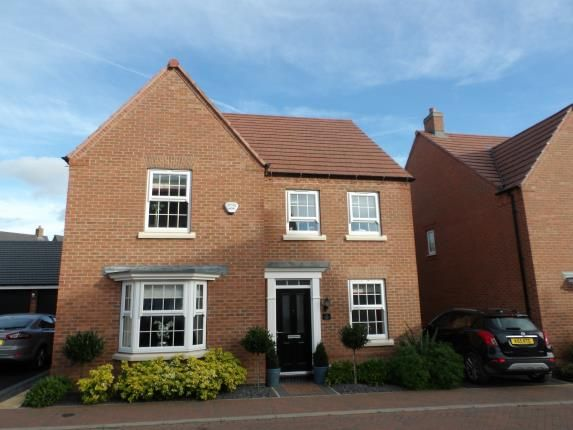 Thumbnail Detached house for sale in Clarence Place, Ashby-De-La-Zouch