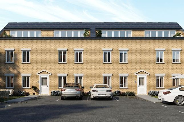 Thumbnail Flat for sale in Chapel Court, North Road, South Ockendon
