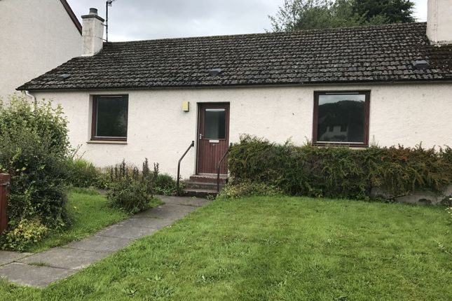 Thumbnail Bungalow to rent in Park Terrace, Strathpeffer