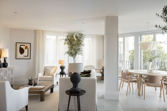 3 bed flat for sale in Fitzjohn's Avenue, Hampstead NW3