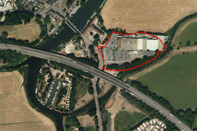 Thumbnail Land for sale in The Avenue, Godmanchester, Cambridgeshire, 2Af, UK, Godmanchester